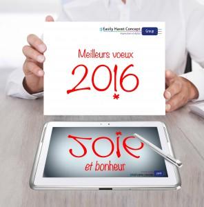Bonne année 2016 EHCG
