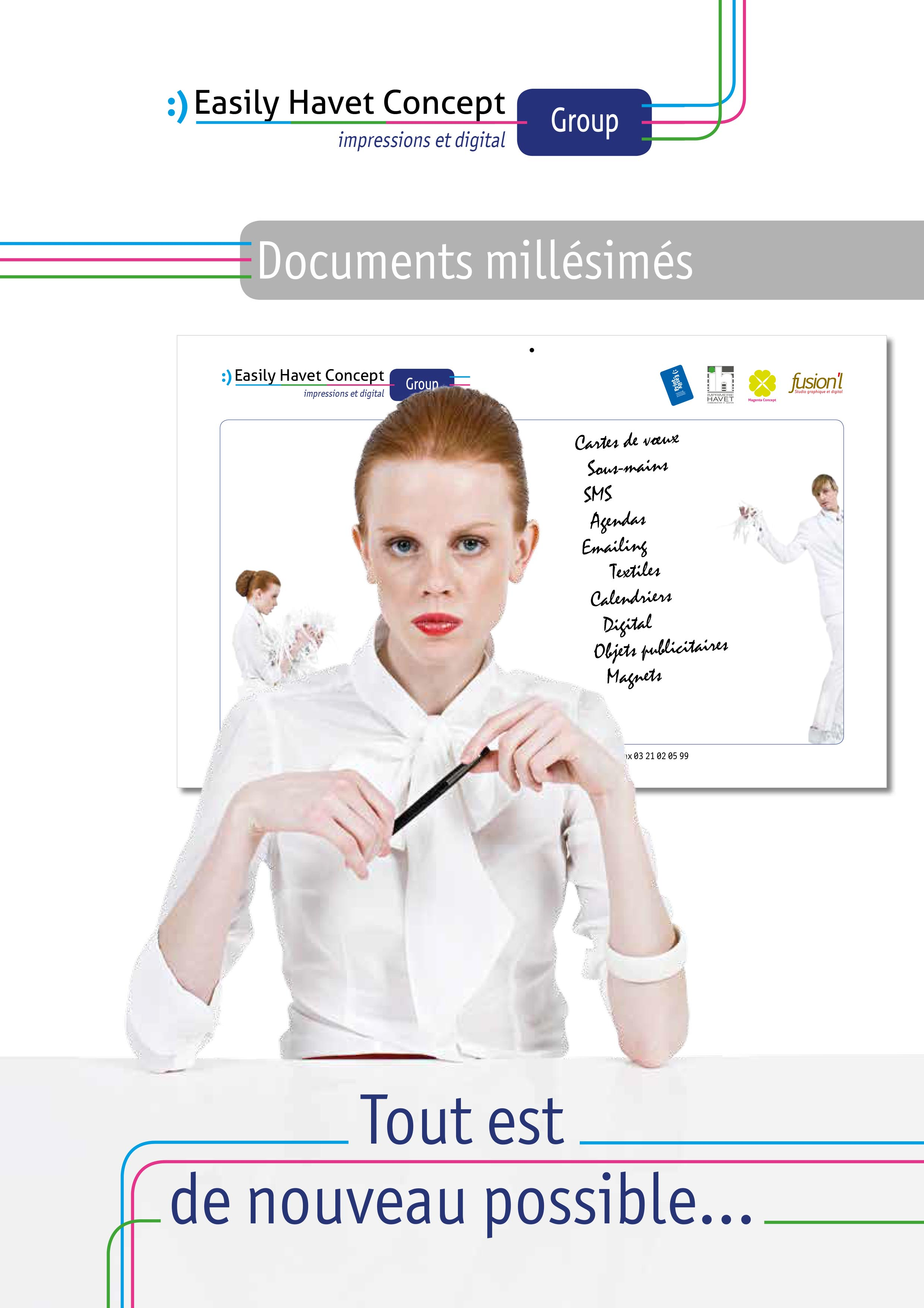 Documents Millesimes